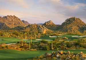 Troon Golf Course Scottsdale