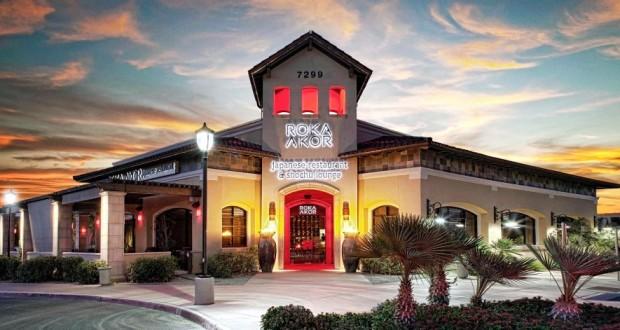 Roka Akor Sushi Restaurant Scottsdale