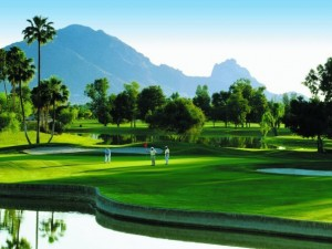 McCormick Ranch Golf Course Scottsdale